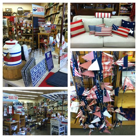 World Market Decor by Getting Patriotic With Americana Decor Written At