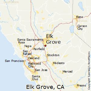 california map elk grove best places to live in elk grove california