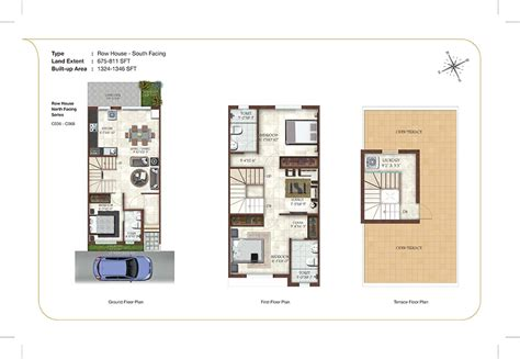 30x40 house plans in bangalore for g 1 g 2 g 3 g 4 floors house plan for 600 sqft north facing