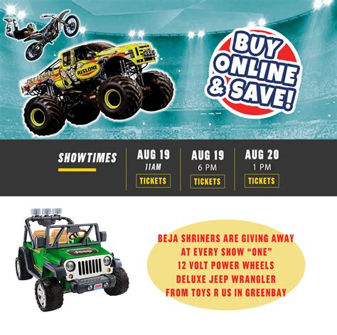 tickets to monster truck show 100 monster truck show tickets prices best 25