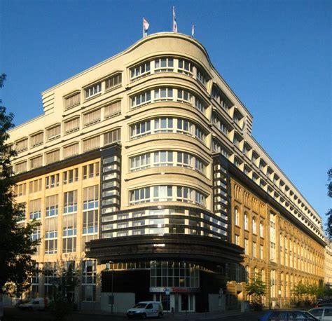 art deco arts inverse architecture mossehaus wikipedia