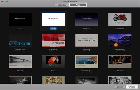 keynote wide themes how to make gorgeous video intros with keynote imovie