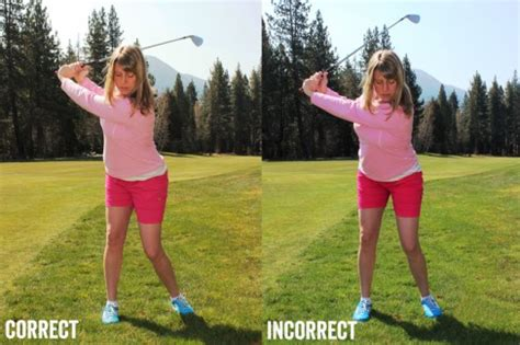 let me see those hips swing golf tip get more power out of your swing incline