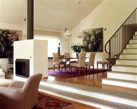 arredamento casa soggiorno un soggiorno quot commentato quot tra mobili d epoca e design
