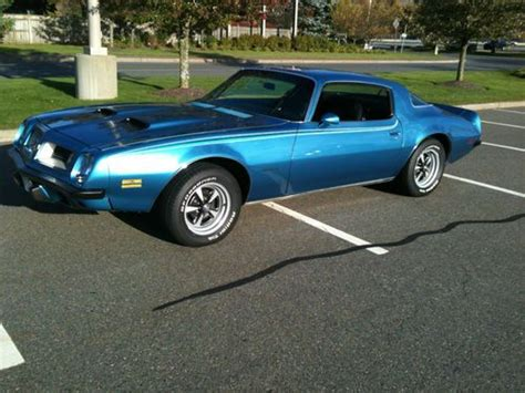 Buy Used 1975 Used Manual 4 Speed V8 L82 T Tops Leather Ps Pb Pw Ac Loaded In Stuart Find Used 1975 Pontiac Firebird 350 V8 4 Speed Beautiful Exle Of A Classic Firebird In
