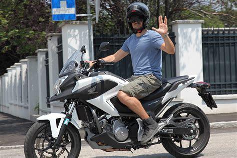 Motorrad Honda 750 Automatik by Honda Nc700x Testbericht