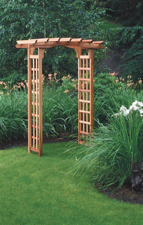 patio arbor plans astoria arbor garden garde