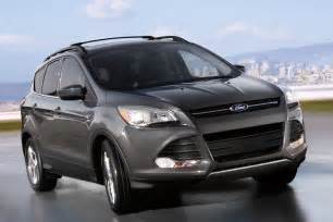 2015 ford escape test drive review cargurus