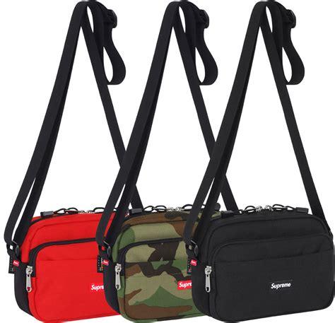 supreme bag supreme shoulder bag