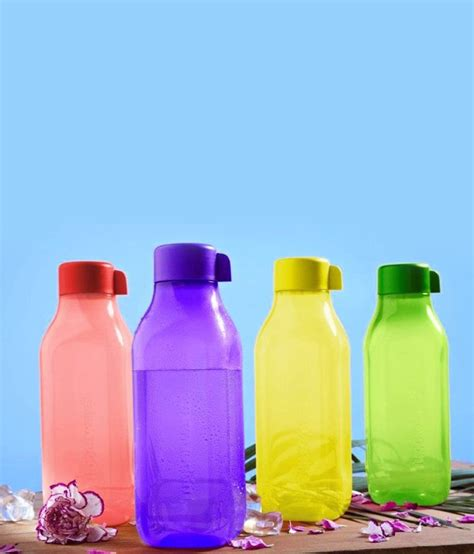Tupperware Water Bottle 650ml tupperware set of 4 water bottles 500 ml buy at