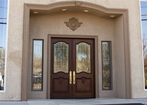 Staggering Front Door With Window That Opens Exceptional