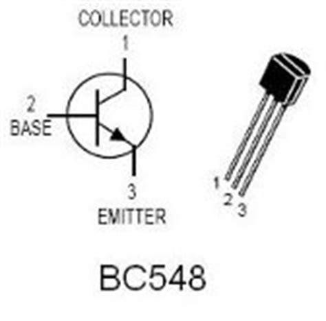 transistor npn bc548 caracteristicas transistor bc548 ecured