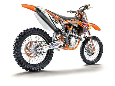Ktm 450sxf Factory Edition 187 2013 Ktm 450 Sx F Factory Edition 1 At Cpu All