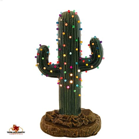 12 inch tree with lights saguaro cactus ceramic tree 12 inches with