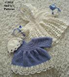 Dress Snowy Sr crochet pattern cp32 snowy dress baby usa