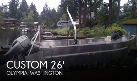aluminum fishing boats for sale washington custom tyler 24 aluminum for sale in olympia wa for