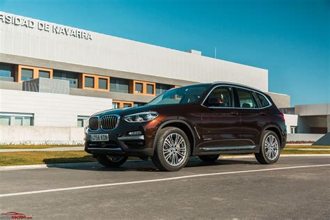 Line Bmw by Opini 243 N Y Prueba Bmw X3 Xdrive20d Luxury Line