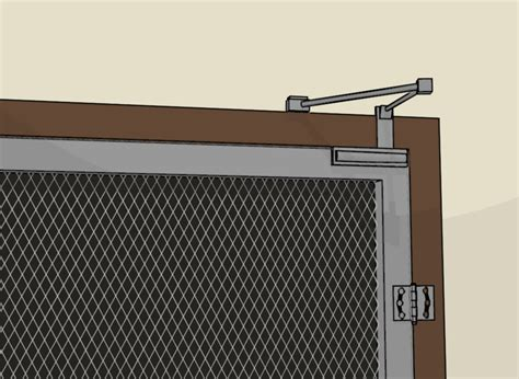 Screen Door Installation by How To Install A Screen Door 12 Steps With Pictures Wikihow