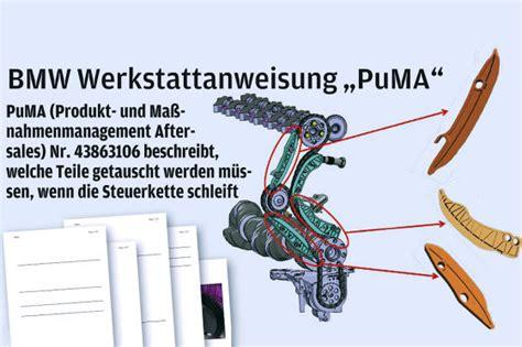Bmw 1er Facelift Steuerkette by Bmw E91 Steuerkette Wechseln Kosten