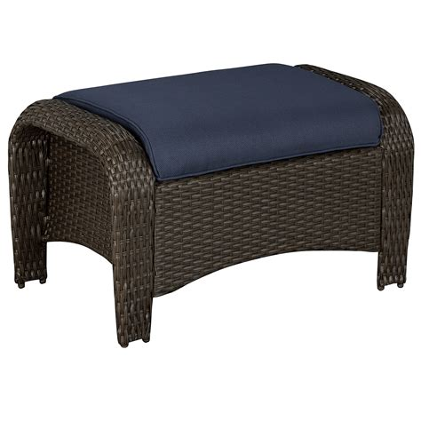 sears ottoman grand resort summerfield ottoman denim 2pk limited