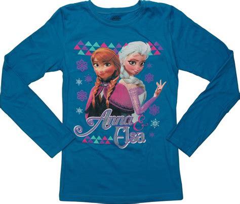T Shirt Frozen frozen elsa sleeve youth t shirt