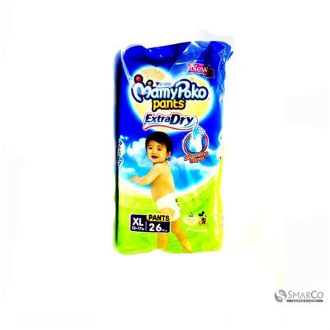 Mamy Poko Xl 26 detil produk mamy poko xl 26 sheet 1015020030036 8993189273063 superstore the