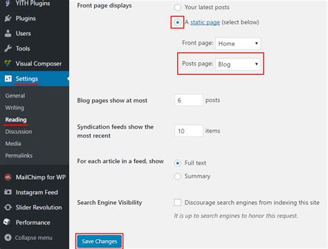 blog layout options eduma docspress thimpress com