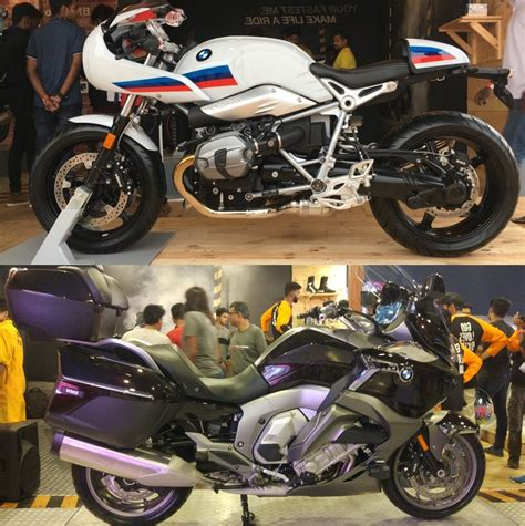 bmw r ninet price in india iwb 2017 bmw k 1600 bagger r ninet racer launched in