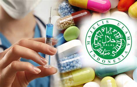 Vaksin Dan Obat Cacing pentingnya sertifikasi halal pada produk obat dan vaksin