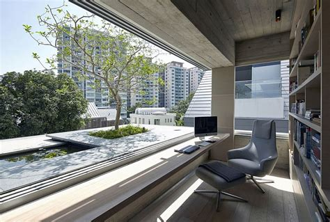 captivating chiltern house  singapore  wow architects