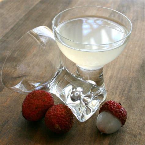 lychee vodka fresh lychee vodka cocktail