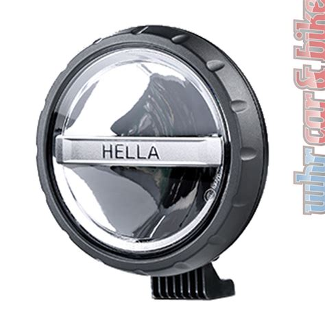 Led Zusatzscheinwerfer Auto hella led zusatzscheinwerfer 12v 13w fernscheinwerfer