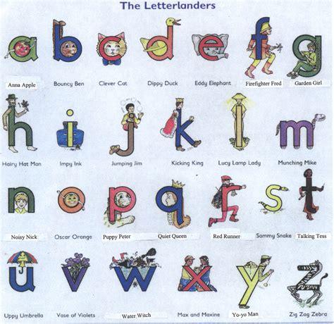 Letter Land free letterland alphabet coloring pages