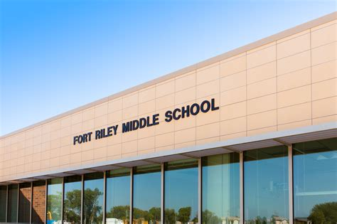 Ft Middle School by Fort Middle School Fort Ks Gray Company