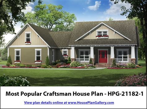 best craftsman house plans smalltowndjs