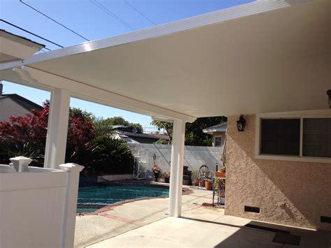 vinyl patio covers cornerstone patio covers decks