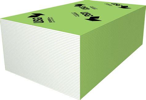 Glass Mat Gypsum Board by Usg Securock 174 Brand Glass Mat Sheathing Regular And