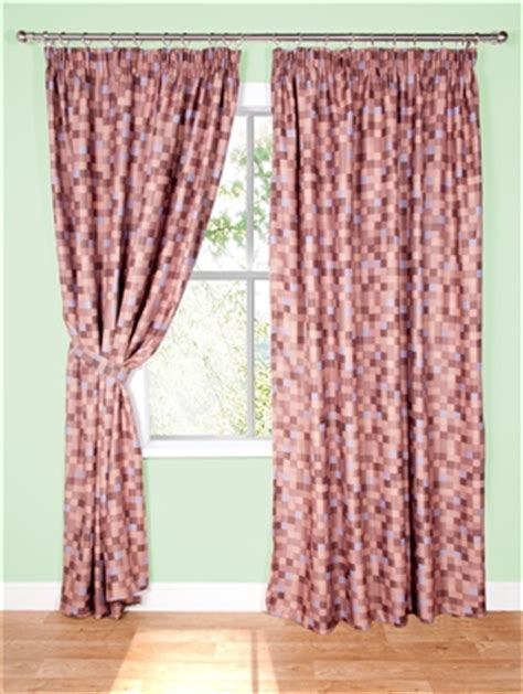 minecraft curtains for sale ready made curtains inspired by minecraft pixel brown