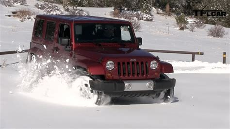 jeep wrangler snow 2013 jeep wrangler snow drive freedom top review jeep