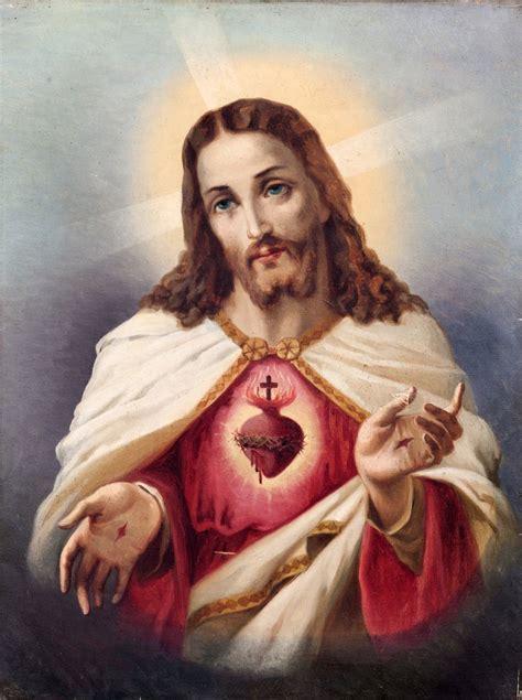 I Jesus sagrado coraz 243 n de jes 250 s la enciclopedia libre
