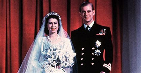 The Queen and Prince Phillip Celebrated 70 Years Of