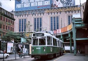 the boston garden then and now create awesome