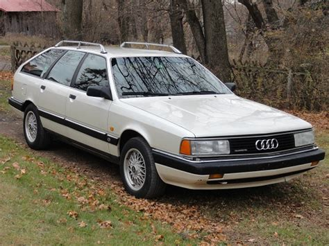 Audi 200 Avant For Sale 1991 Audi 200 20v Avant Revisit German Cars For Sale