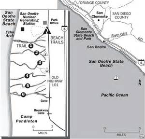 san onofre california state parks on the guide to