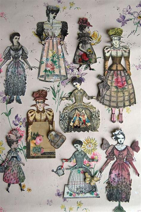 printable vintage paper dolls 5854 best vintage paper dolls images on pinterest