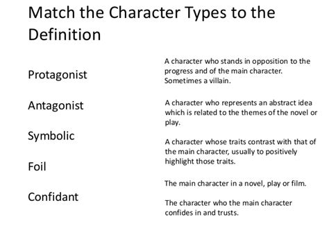 types meaning character types in the hound of the baskervilles