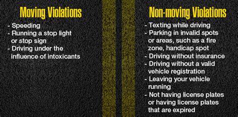 Traffic Ticket Criminal Record Traffic Violations Jenkins Pl