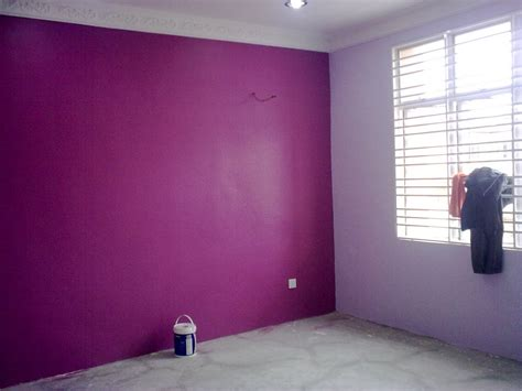 zamz   blog   mengecat rumah warna warni