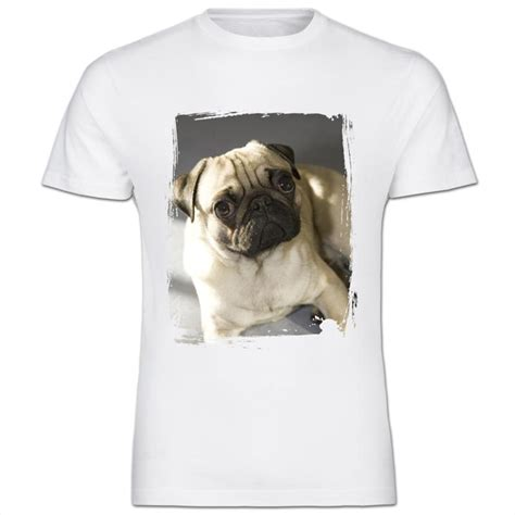 boys pug shirt pug boy t shirt ebay