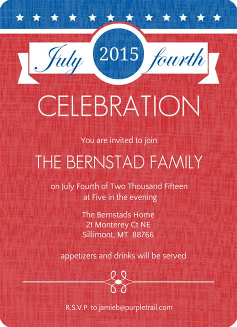 in july theme ideas fourth of july ideas themes invitations